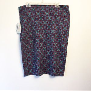 *3 for $36* Lularoe Cassie Skirt Size 2XL